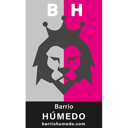 Logotipo BarrioHumedo