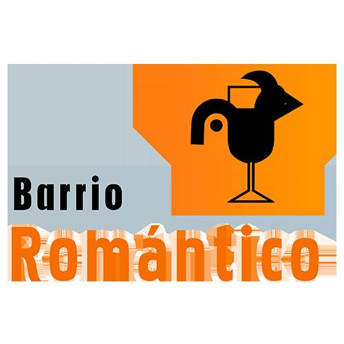 Logotipo BarrioRomantico