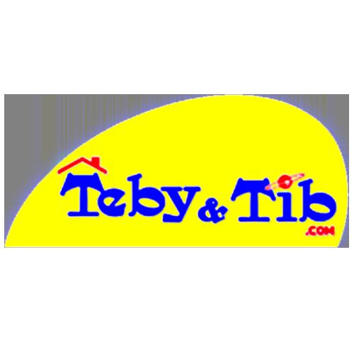 Logotipo Teby & Tib